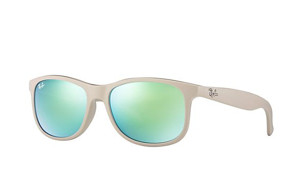 0c2245ecfc9 Ray-Ban RB4202 61543R 55-17 Andy Sunglasses