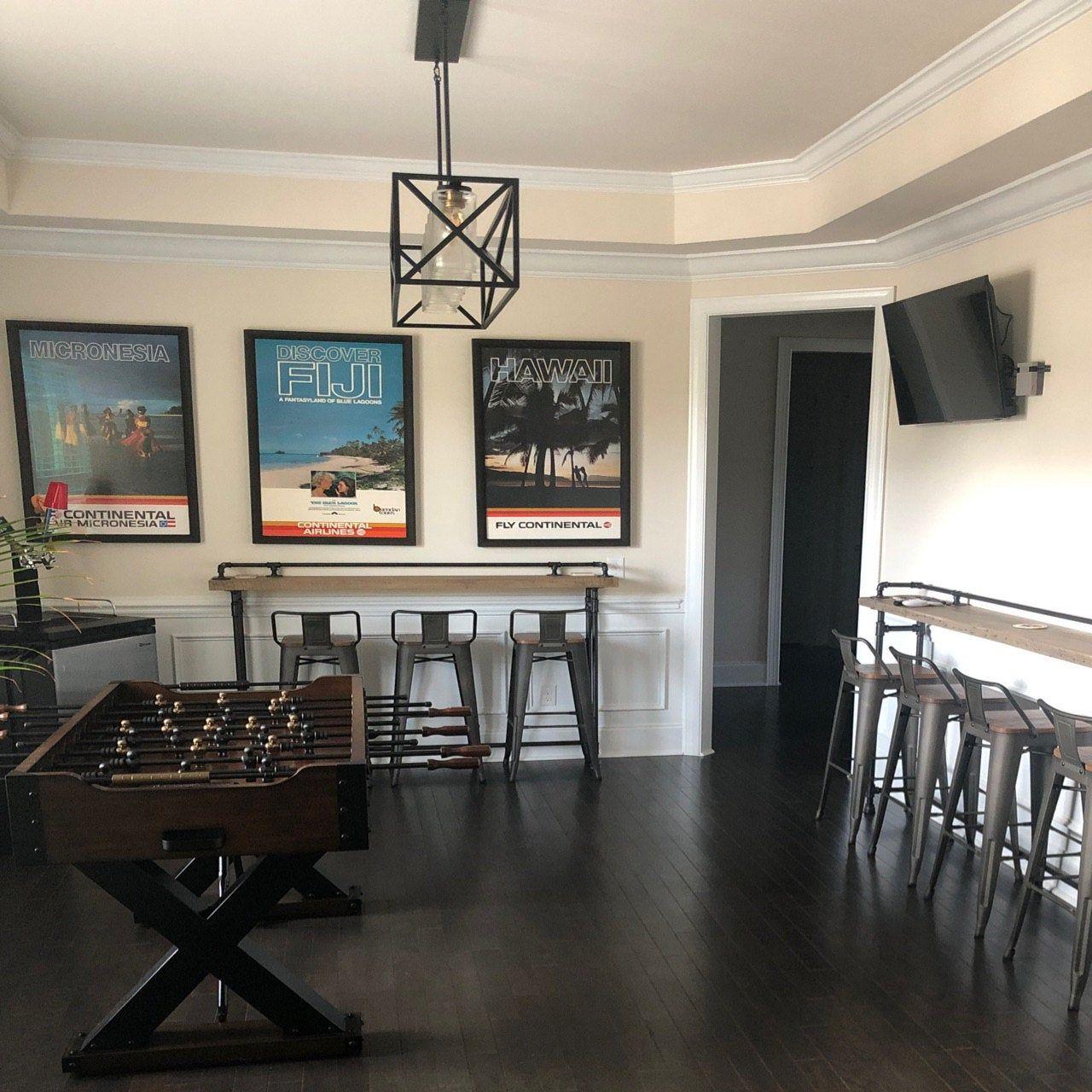 Rustic Gray Reclaimed Barn Wood Sofa Bar Table 5fT6ft