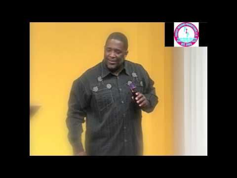"""Bishop Rudolph Waldo McKissick, Jr. """"He Changed My Life By Changing My M..."""