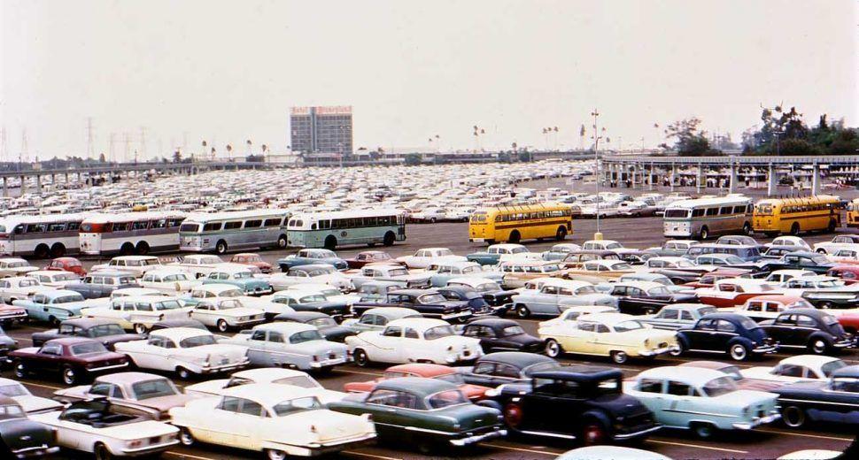 Anaheim california 1964 anaheim vintage disneyland
