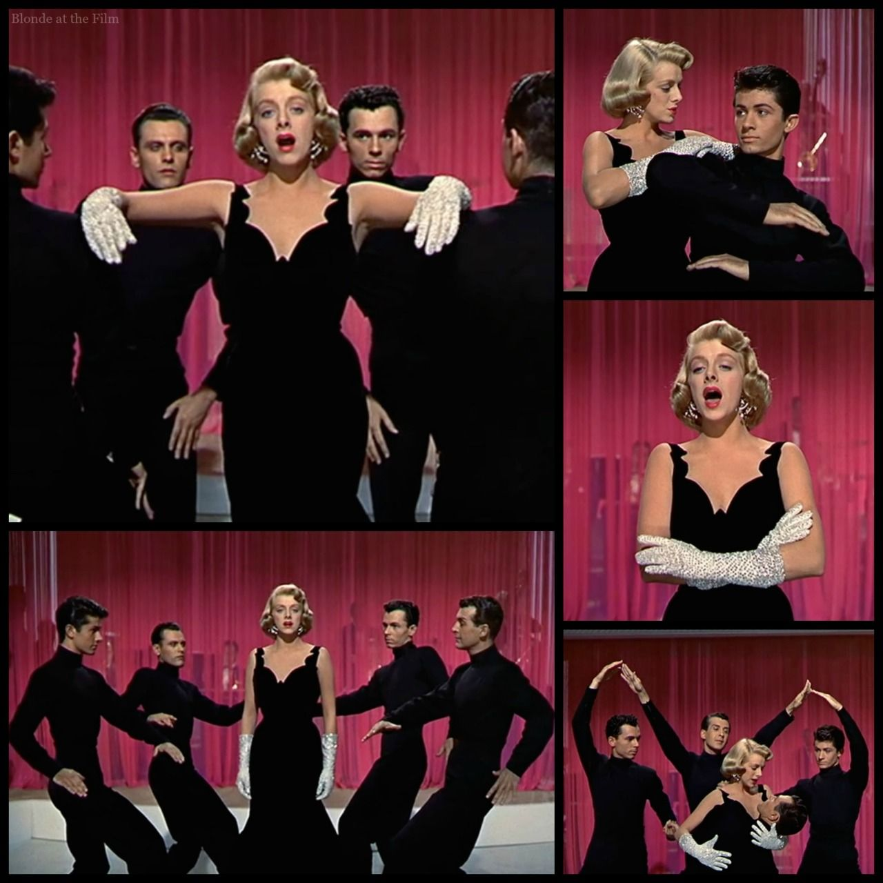 rosemary clooney in white christmas 1954 - Actors In White Christmas