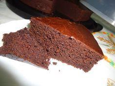 Bolo de Chocolate Negra Maluca