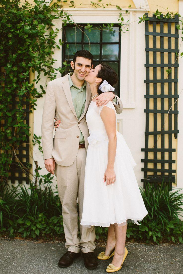 Wedding Photography Ideas : DIY Town Hall Wedding in Arlington ...