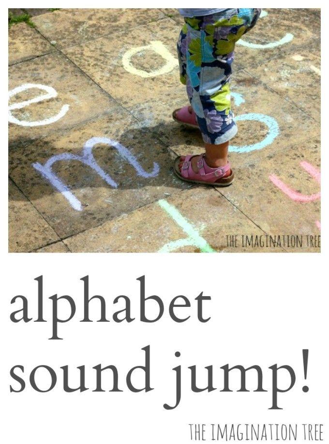 Noisy Letter Jump Phonics Game   Phonics games, Phonics