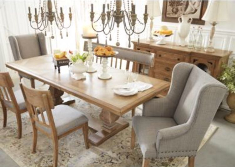 Ollesburg Dining Table For New House Dinning Tables And Chairs