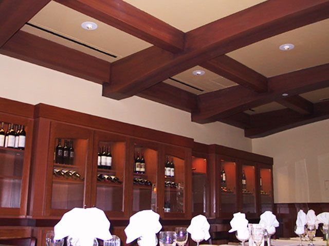 10x12 Ceiling Beams  All of our beams are custom made to any specifications, the price below is for a 64 foot minimum with a 10x12 finished ...
