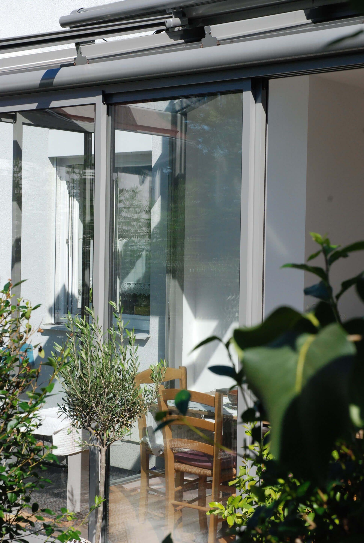 Glasschiebeturen Sommergarten Sommergarten Schiebeelemente