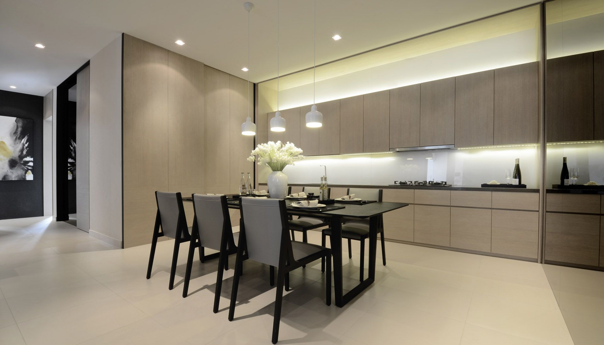 Kitchen Design Consultants Amazing 0932  Singapore Architectural And Interior Design  Kitchen Review