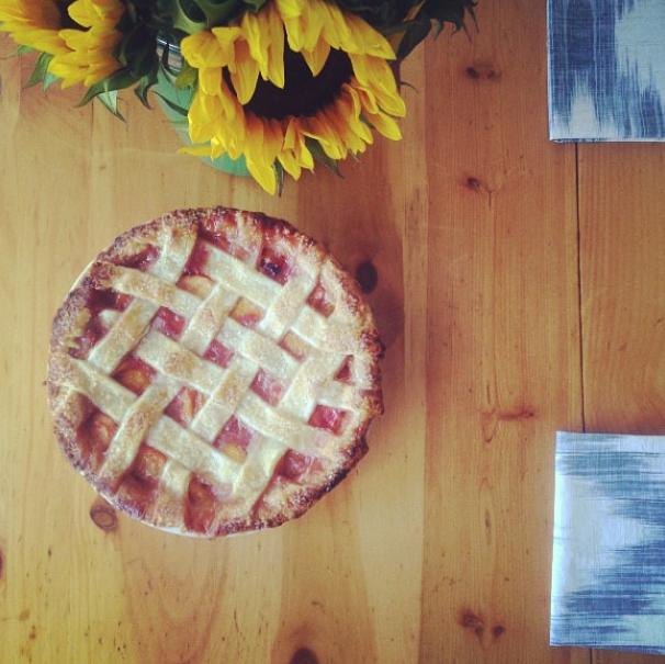 smitten kitchen perfect peach pie | For my sweet buds. | Pinterest