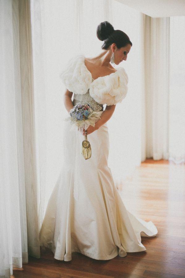 Intimate Ballroom Wedding