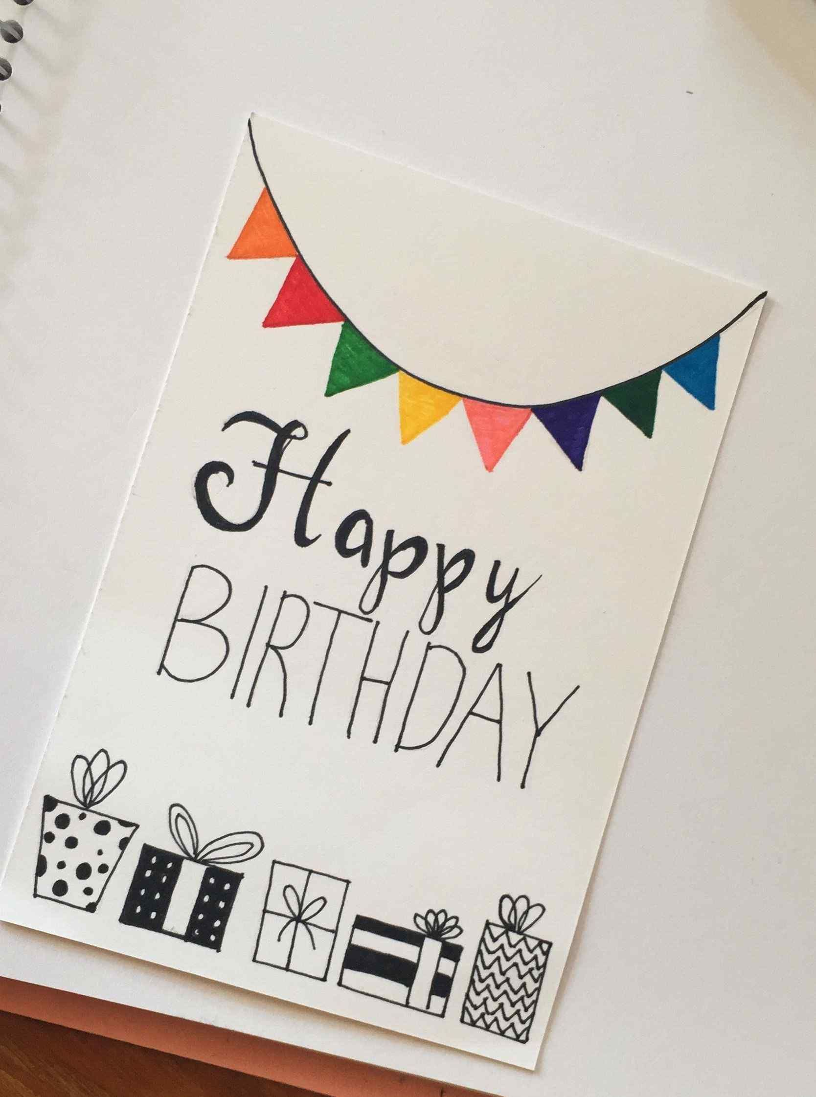 cute birthday cards for best friend