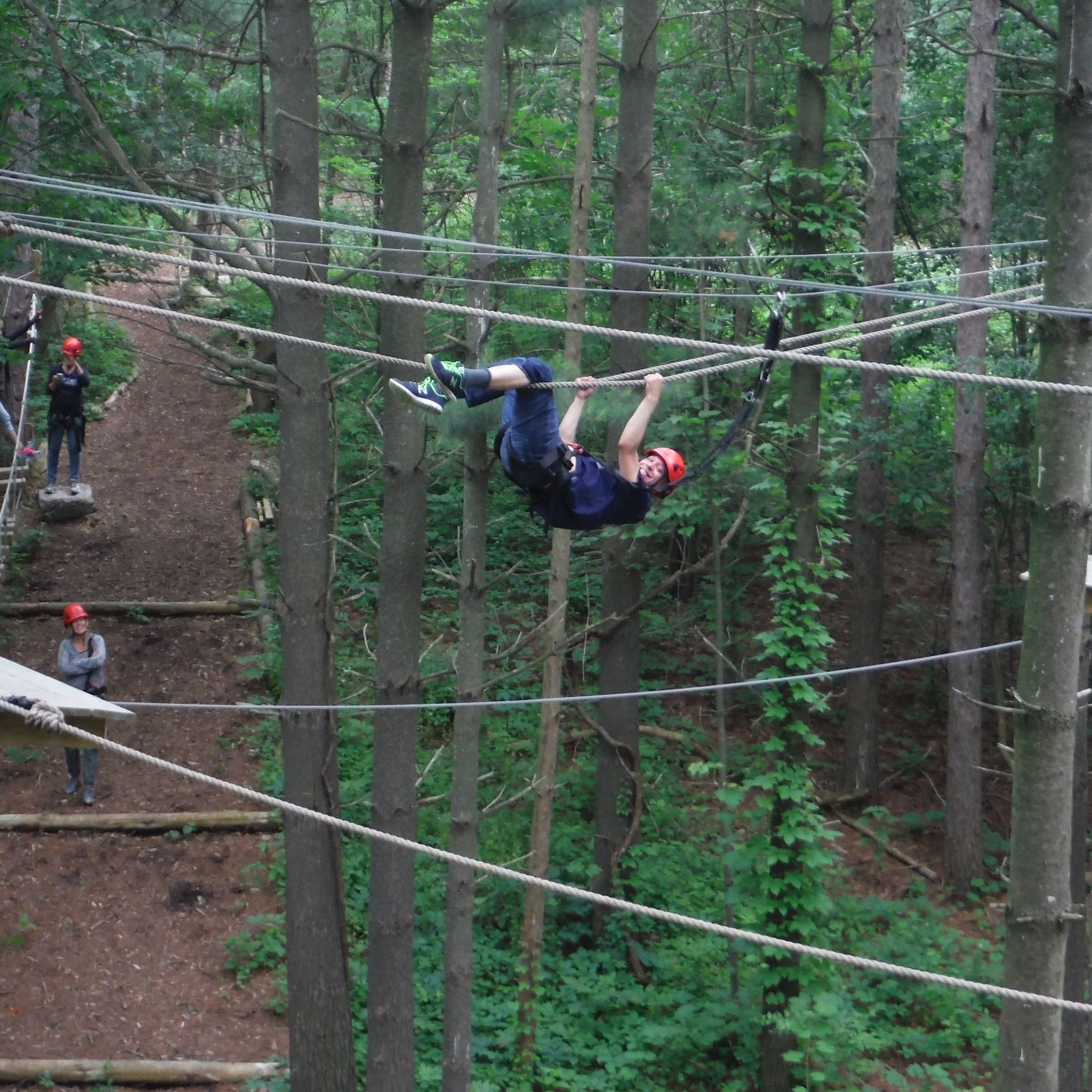 jm adventure products u0026 services high ropes courses