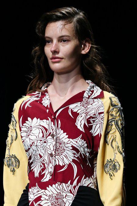 0d56bad5f3a1 Prada Spring 2014 Menswear  print  floral