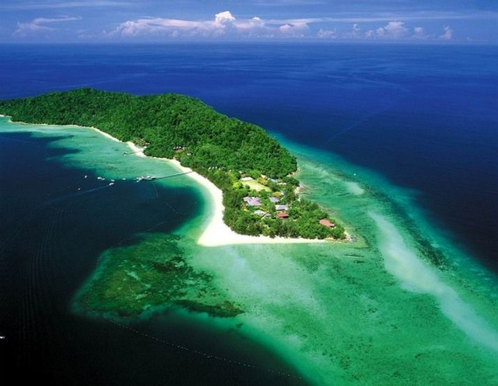 Manukan Island Borneo Vacation Trips Places To Travel