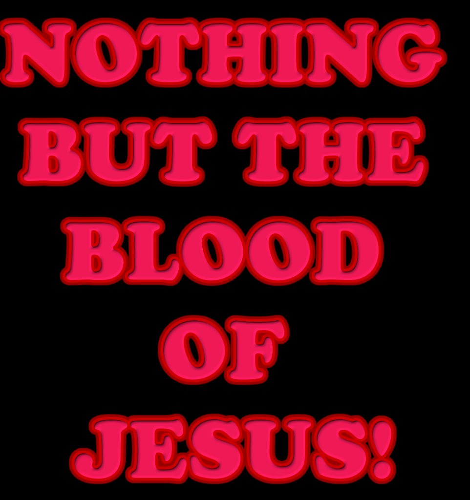 covered in the blood of jesus | http://www.pics22.com ...