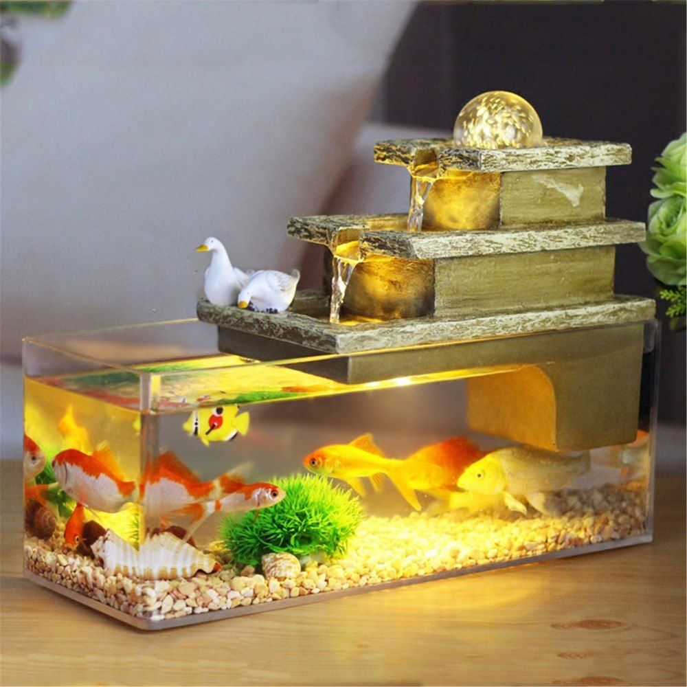 Christmas Gift Idea Indoor Home Decoration Water Feature