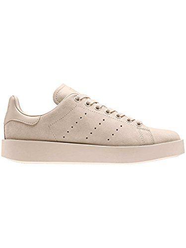 Adidas Originals  mujer Stan Smith Bold  mujer Leather zapatilla en