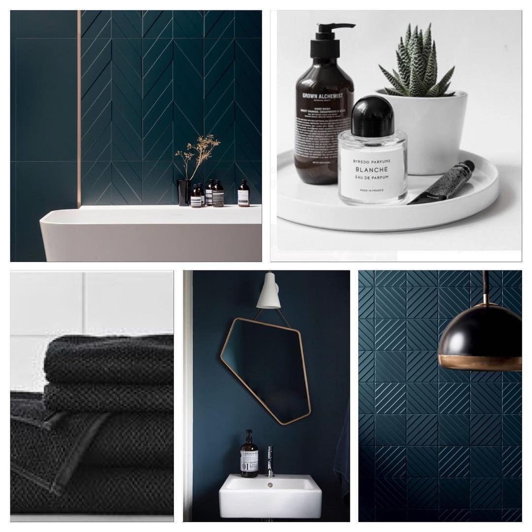 10+ Moodboard salle de bain ideas