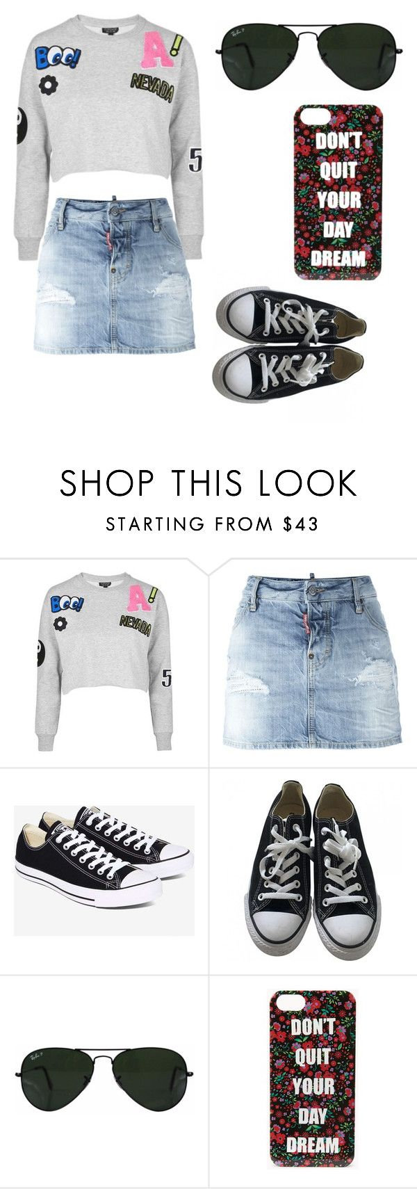 """""""Suggestions Tag"""" by peter-pan-in-wonderland ❤ liked on Polyvore featuring interior, interiors, interior design, home, home decor, interior decorating, Topshop, Dsquared2, Converse and Ray-Ban"""