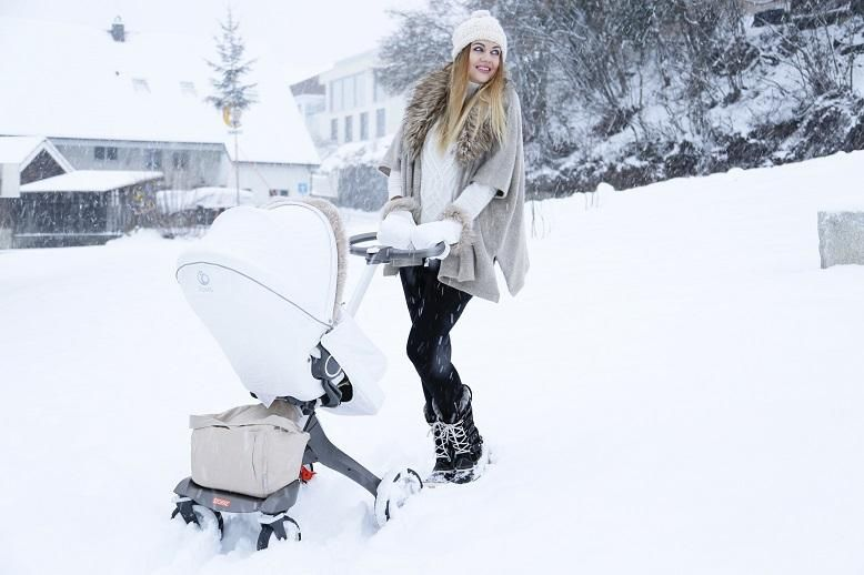 ad9a59ce4 Winter Walks are wonderful with Stokke Xplory + Winter Kit! Keeps ...