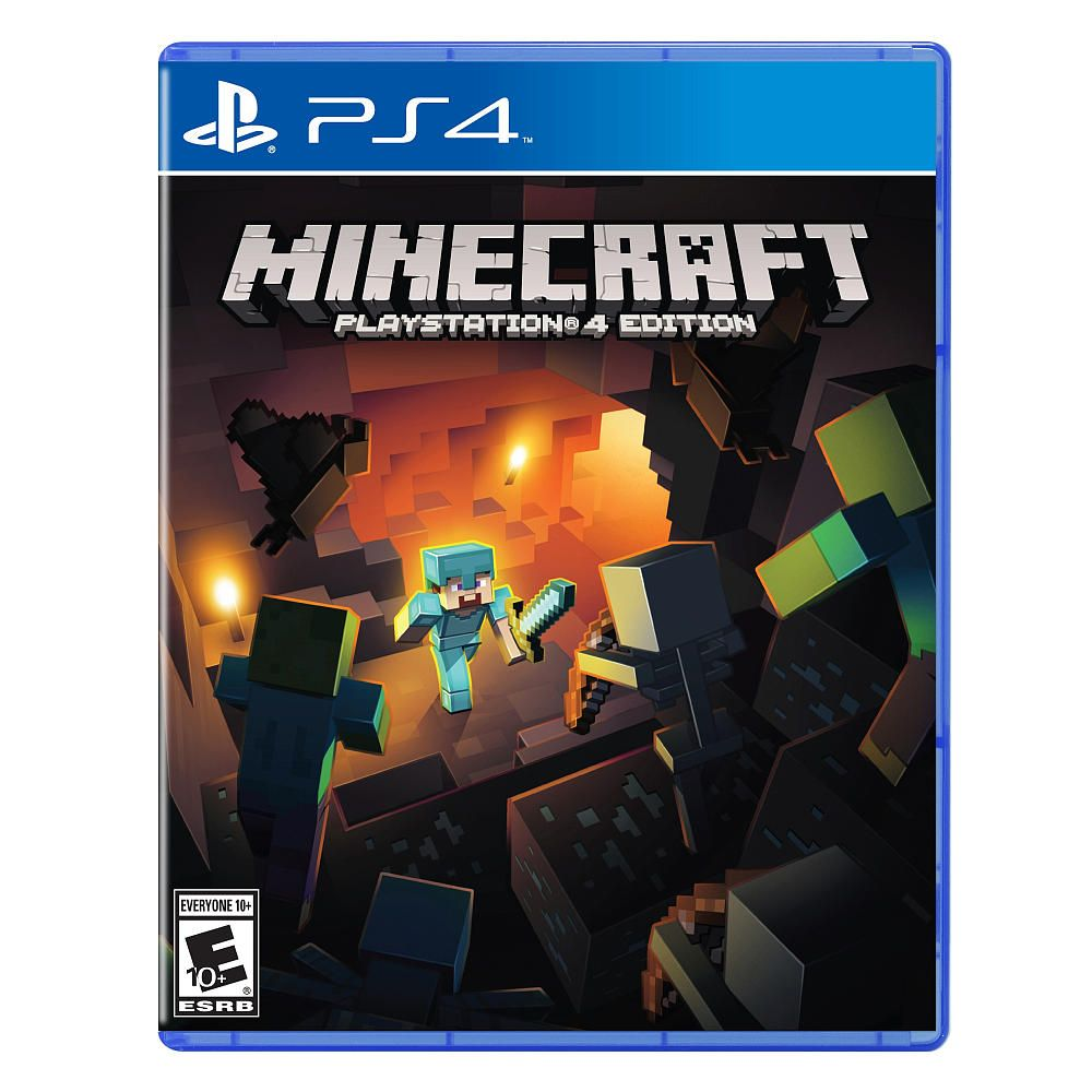 Minecraft for Sony PS4   Toys, Toys r us and Sony