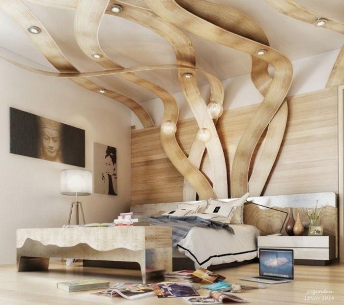 Décoration chambre à coucher moderne et confortable | Bedrooms