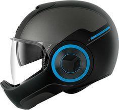 futuristic motorcycle helmets - Google Search
