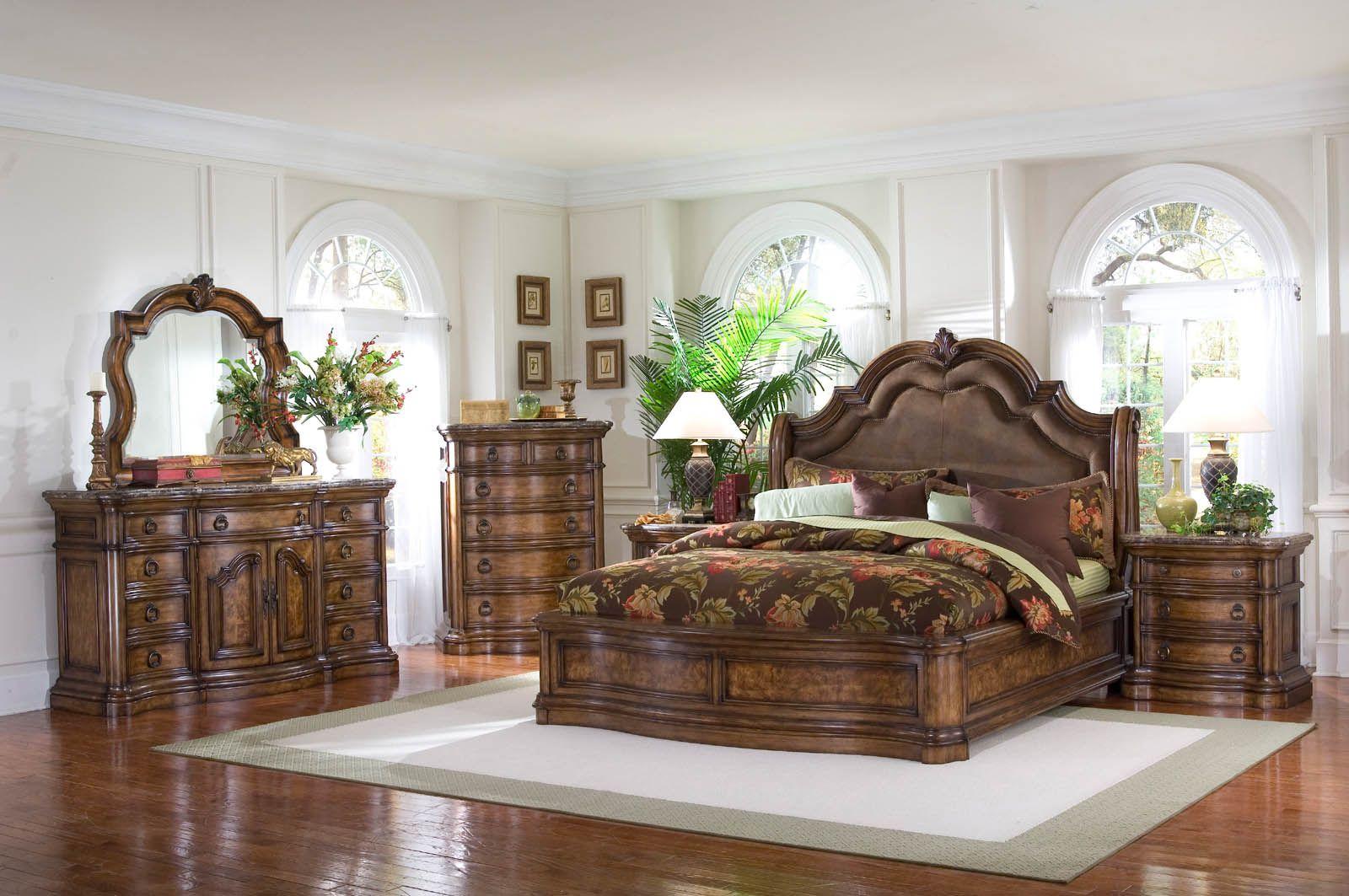 Best Pulaski San Mateo Sleigh Bedroom Set Special In 2020 640 x 480