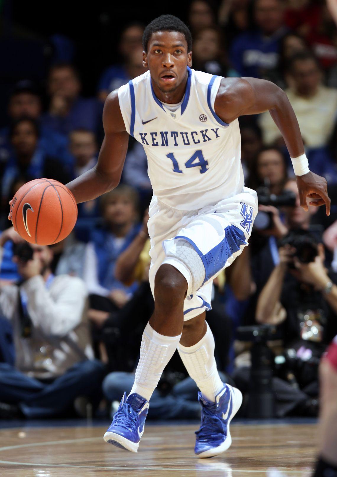 Michael Kidd Gilchrist 14 Kentucky Kentucky Wildcats Wild Cats
