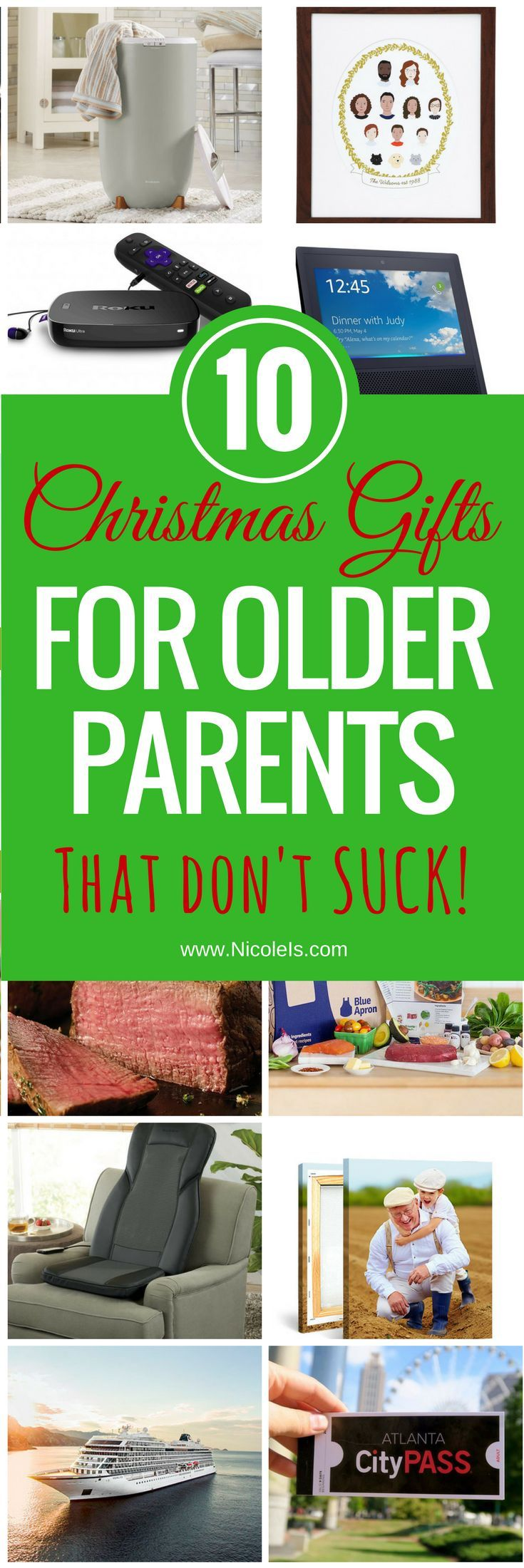 10 christmas gifts for older parents that dont suck dad christmas gifts mom christmas gifts and family christmas gifts - Christmas Gifts For Older Parents