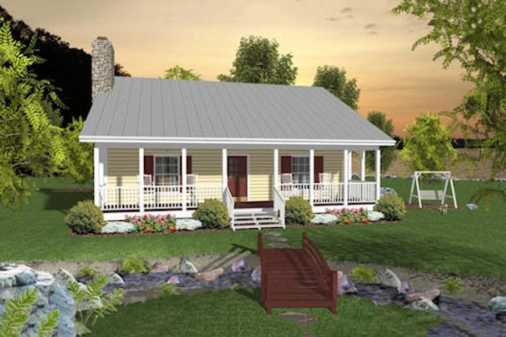 Plan #56-559 - Houseplans.com