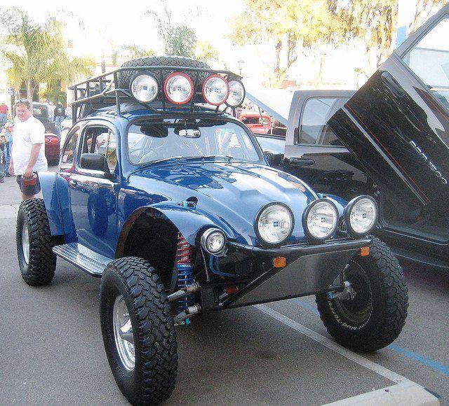 Vw Beetle Off Road Baja Bug Flickr Photo Sharing