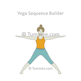 pin on standing yoga poses