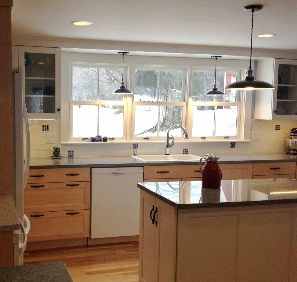 25 Elegant Lighting Over Kitchen Sink Kitchen Sink Lighting Contemporary Kitchen Stylish Kitchen