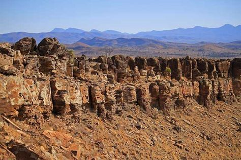 Expedition Australia Great Wall Of China Flinders Ranges South
