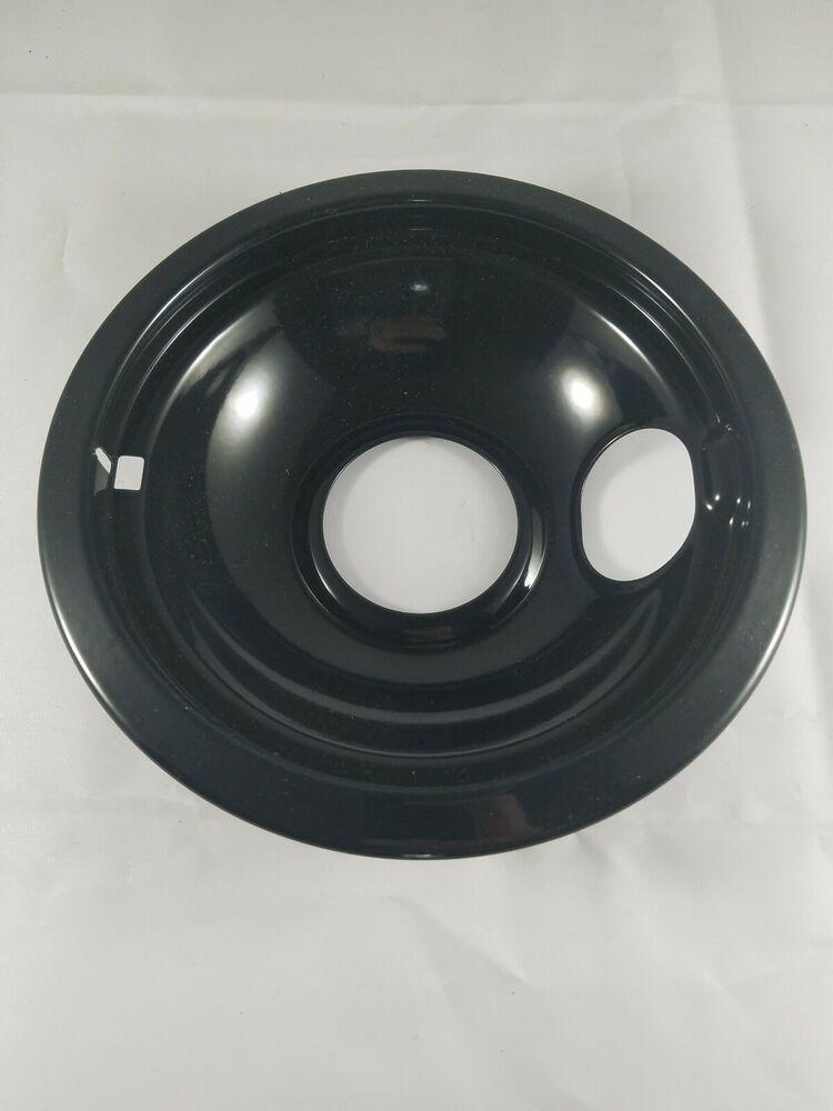 Whirlpool Kenmore Maytag Frigidaire 6 Range Black Porcelain Drip