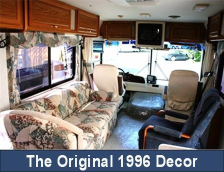 rv remodels ideas for remodeling or redecorating your rv lots of