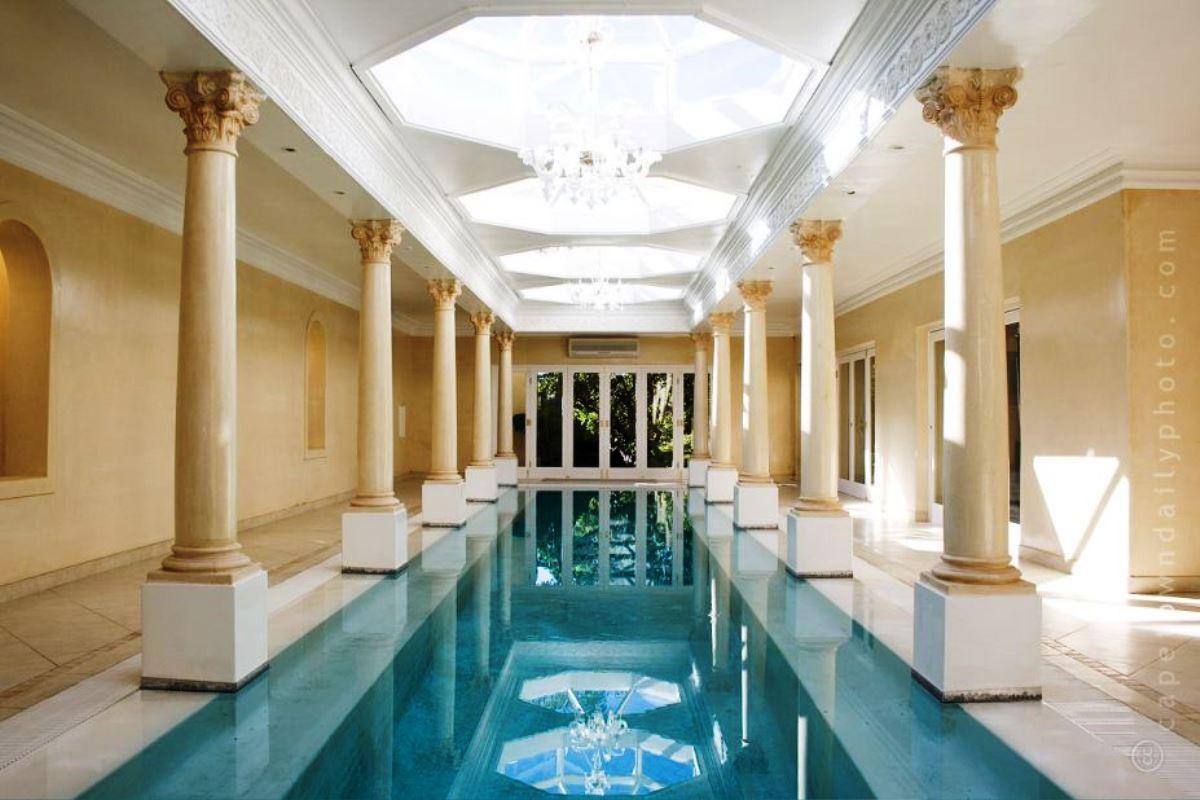 10 luxury indoor swimming pool design ideas indoor swimming pools swimming pools and pool designs