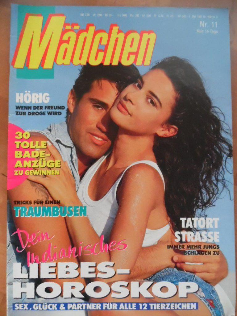 Madchen Nr 11 6 5 1992 0 Mode Foto Love Story Beauty Boys Poesie Bravo Madchen Zeitschrift Madchen 90er Mode