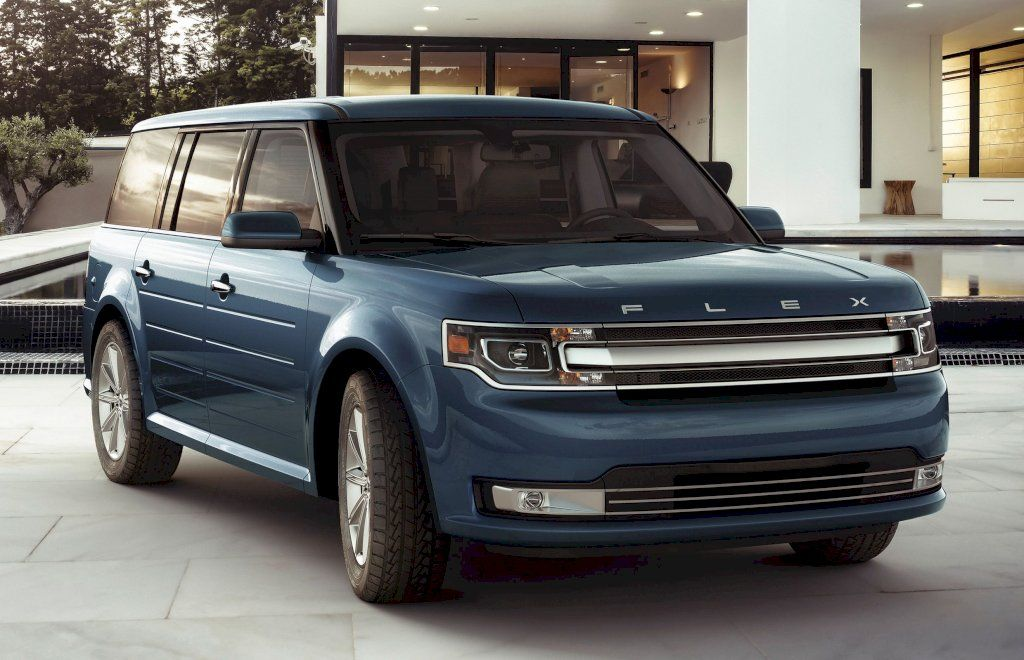 Ford Flex Discontinued Ontario Assembly Plant Nixes 450 Jobs