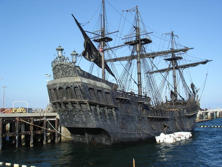 real pirate ships - Google Search | Real pirate ships, Old ...