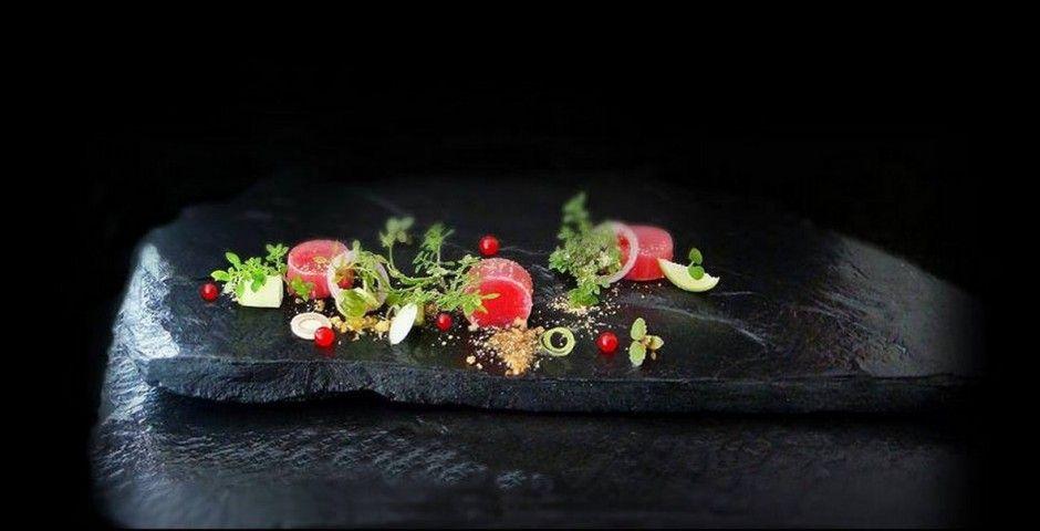 Chef Wuttisak Wuttiamporn   Chef, Gastronomy, Beautiful plates