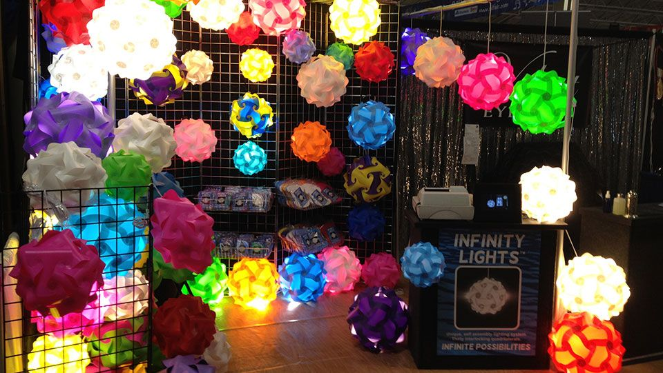 Infinity Lights Bought One Of These For My Daughter S Room At The County Fair Awesome Puzzle Lights You Put Together In Infinity Lights Puzzle Lights Lights
