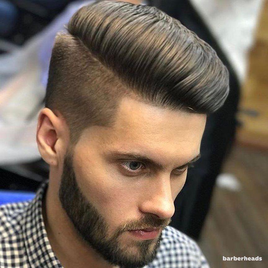 Wedding Beard Styles: Beard Haircut, Disconnected Haircut