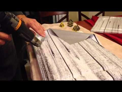 How To Install Cabinet Door Wrap Rmwraps Com Door Wraps Vinyl Wrap Furniture Diy Cabinet Doors