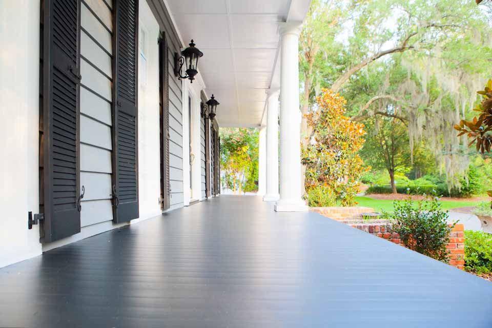 Aeratis Pvc Porch Flooring I Have Been