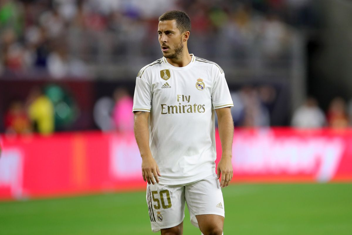 Football Laliga Transfers Eden Hazard Reveals He Put On Nearly A Stone In Weight Before Real Madrid Transfer And Say In 2020 Eden Hazard Real Madrid Atletico Madrid
