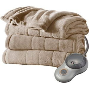 Electric Throw Blanket Walmart Magnificent Perfect For Cozying Up On The Sofahttpwwwwalmartip