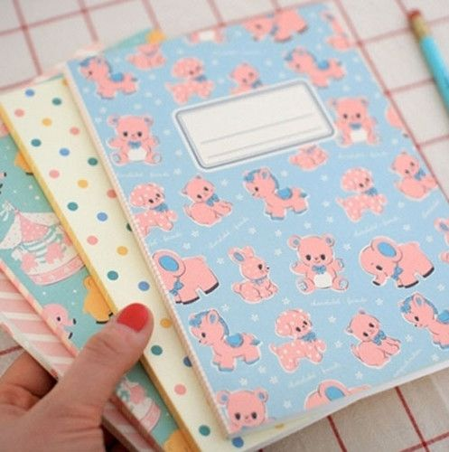Kawaii Afrocat Vintage Choco Label Notebook | eBay