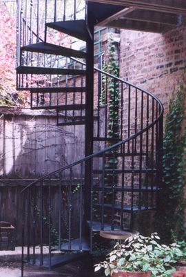 Best Rod Iron Staircases Custom Metal Spiral Staircases 640 x 480